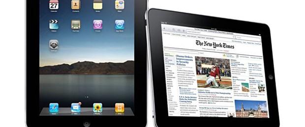Reklamveren iPad'e bayıldı!