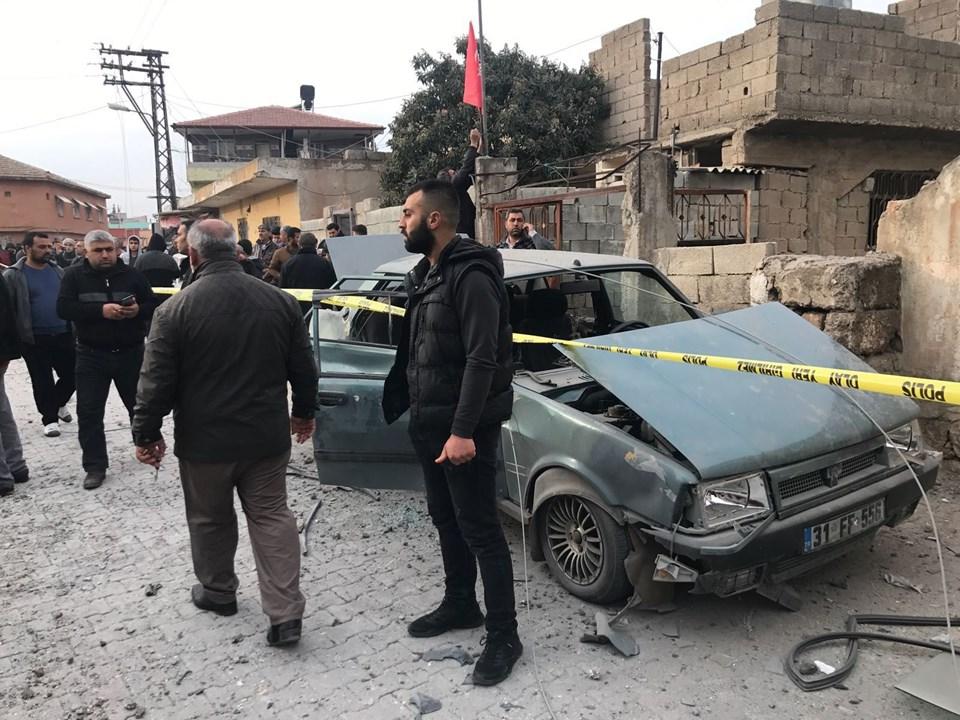 Afrin, Zeytin Dalı, Reyhanlı, roket, hatay