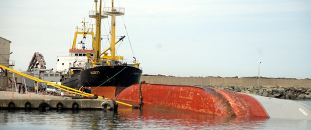 Rize'de gemi kazası: 1 ölü