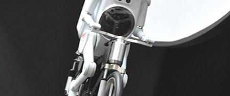 Robotlar bisiklet sürmeyi öğrendi