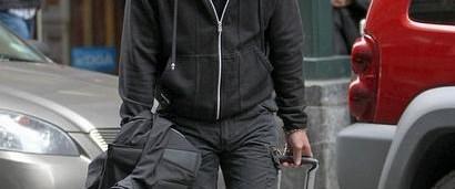 Rock yıldızı Sean Penn