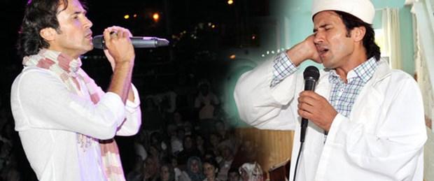'Rockçı imam'a ceza yok