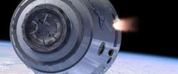 Rusların faresi uzaydan döndü