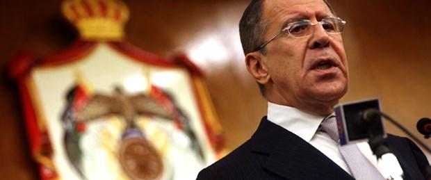 Rusya Dışişleri Bakanı Lavrov'un bileği kırıldı