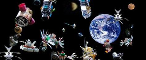 Rusya: Uzayı en çok Çin kirletiyor