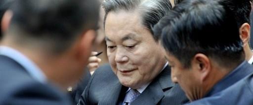 Samsung'da kardeşlerin miras kavgası