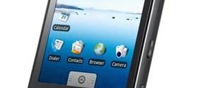Samsung'un 'Android'i: i7500