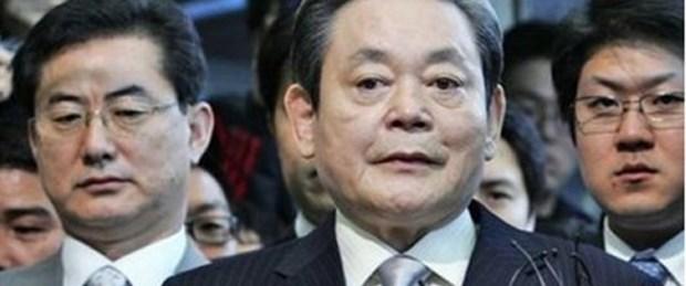 Samsung'un patronu kalp krizi geçirdi