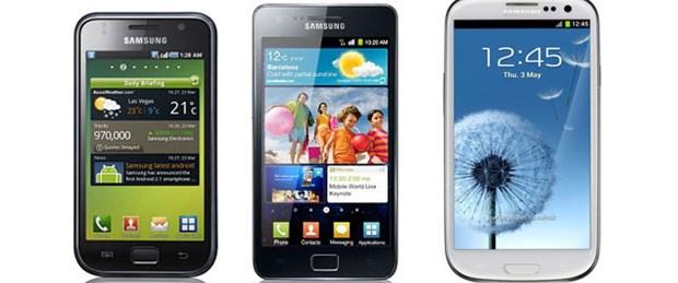 Samsung'un rakamları Apple'ı ikiye katladı