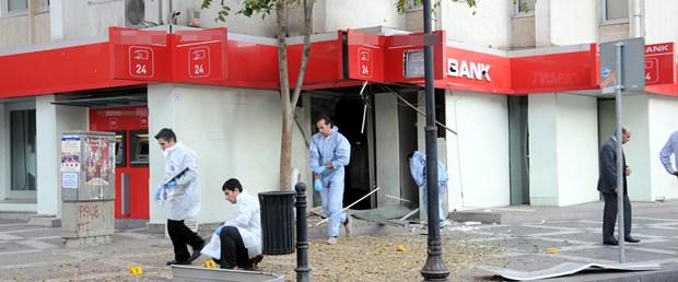 Şanlıurfa'da bankaya bomba