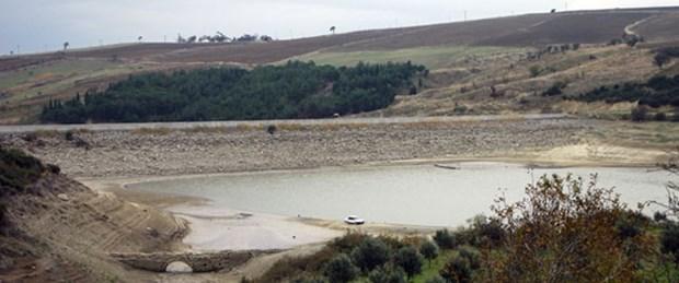 Şarköy'ün 15 günlük suyu kaldı
