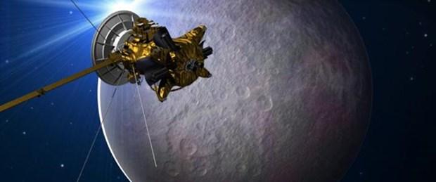 Satürn'ün uydusunda oksijen bulundu