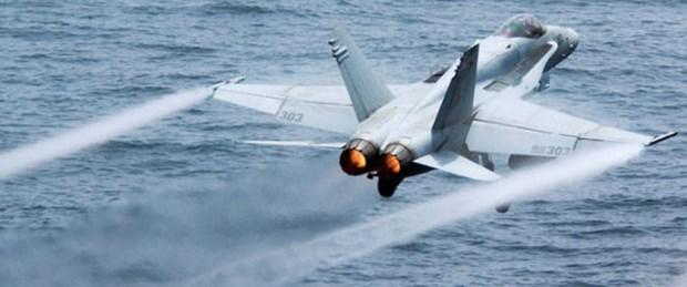 Savaş jetleri deniz suyuyla uçacak