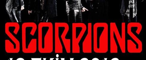 Scorpions yeniden Türkiye'de