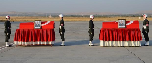 Şehitler Gaziantep'ten uğurlandı