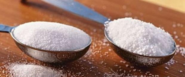 Şeker ve tuzun zararları