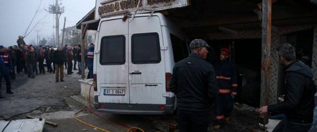 düzce trafik kazası servis minibüsü