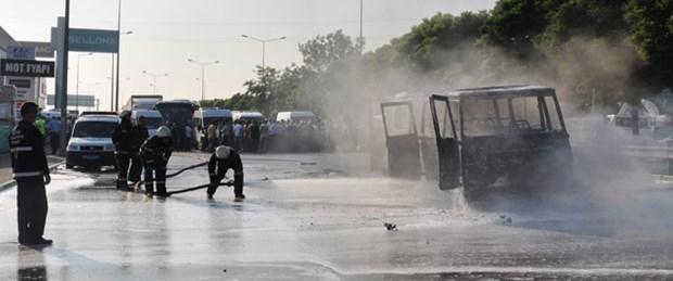 Servis şoförlerinin 'S' plaka isyanı