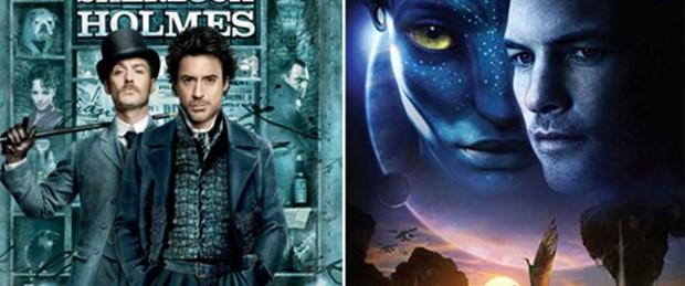 'Sherlock Holmes' 'Avatar'a karşı...