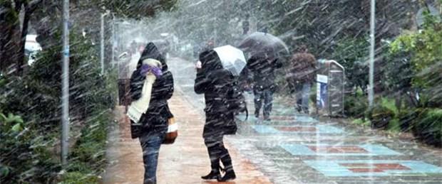 Sibirya soğuğu ardından bahar