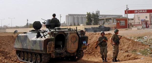 Sınırdaki zırhlı araç sayısı iki kat artırıldı