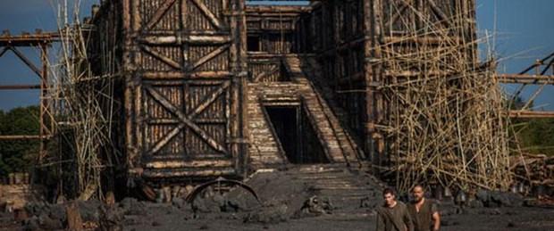 Şırnak 'Nuh'un Gemisi'ni istedi