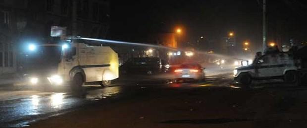 Şırnak'ta polis müdahalesi