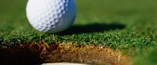 Sit alanına golf sahası