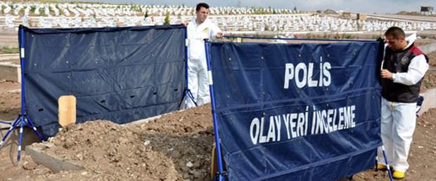 Sivas katliamı sanığının mezarı açıldı