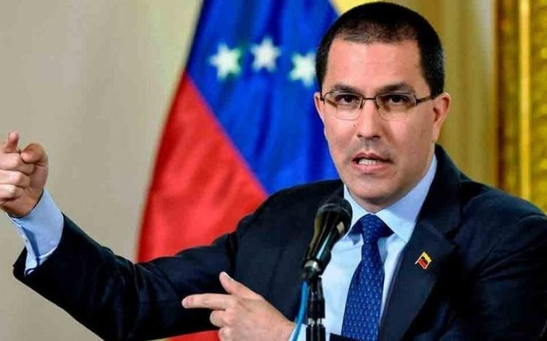 Venezuela Dışişleri Bakanı Jorge Arreaza