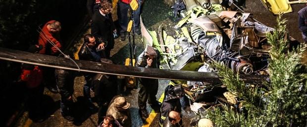 Çekmeköyde askeri helikopter düştü ile ilgili görsel sonucu
