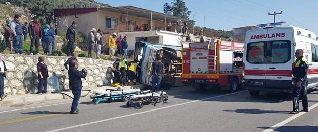 mersin trafik kazası