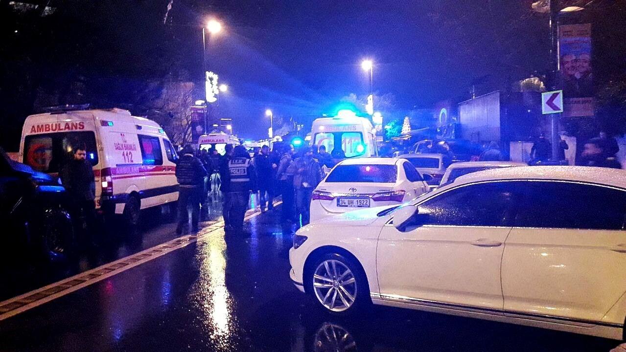 İçişler Bakanı Soylu: Terör saldırısında 39 kişi hayatını kaybetti