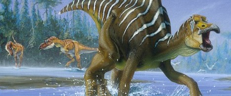 Son dinozor bulundu