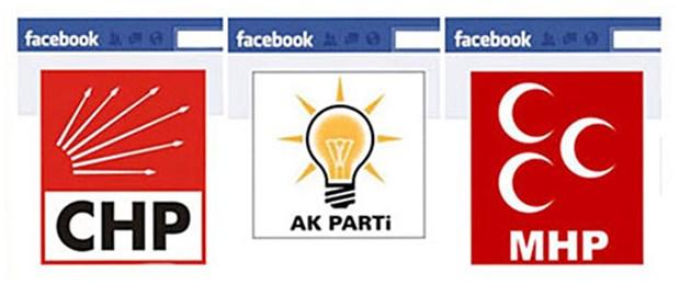Sosyal ağlar partilere yasak mı?