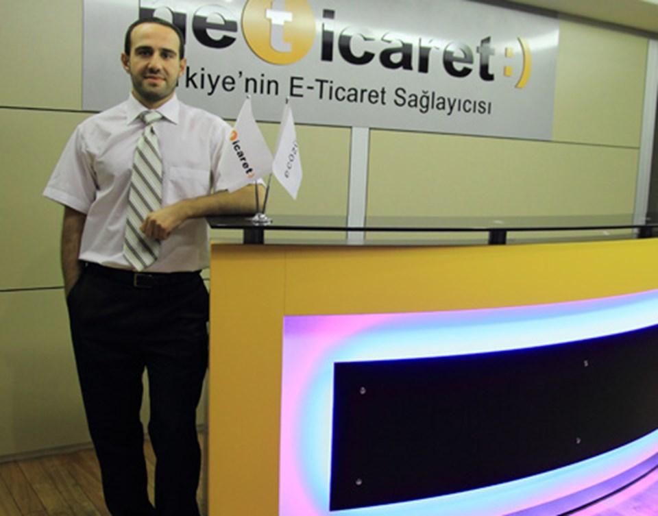 Neticaret Sosyal Medya Müdürü Serkan Hacıömeroğlu.