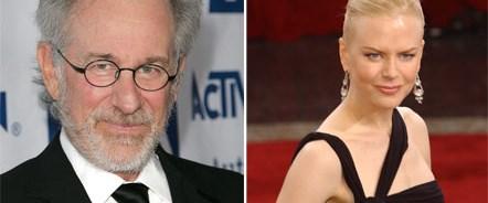 Spielberg ve Kidman Altın Küre verecek