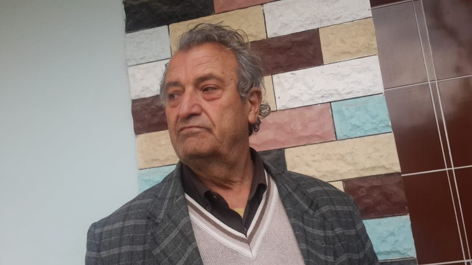 Serhan Selçuk Nariçi'nin babası