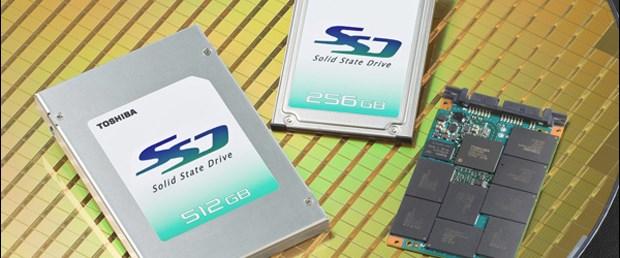 SSD'de yarım terabayt