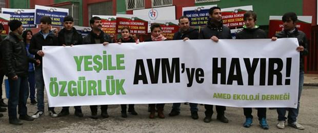 'Stat yerine AVM'ye tepki
