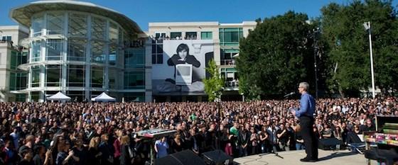 Steve Jobs için özel gece