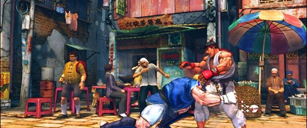 Street Fighter serisi geri dönüyor