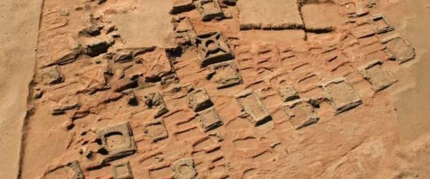Sudan'ın iki bin yıllık piramit mezarları