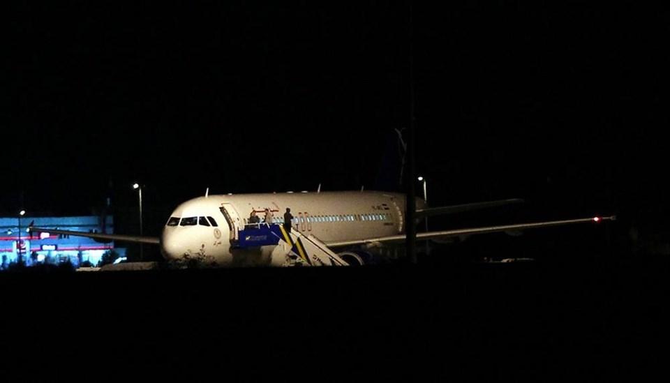 Suriye ile uçak krizi