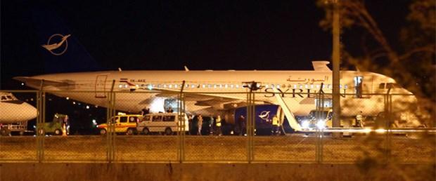 Suriye uçağından 'füze parçası çıktı' iddiası