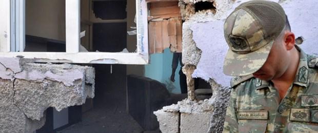 Suriye'den Urfa'ya top mermisi