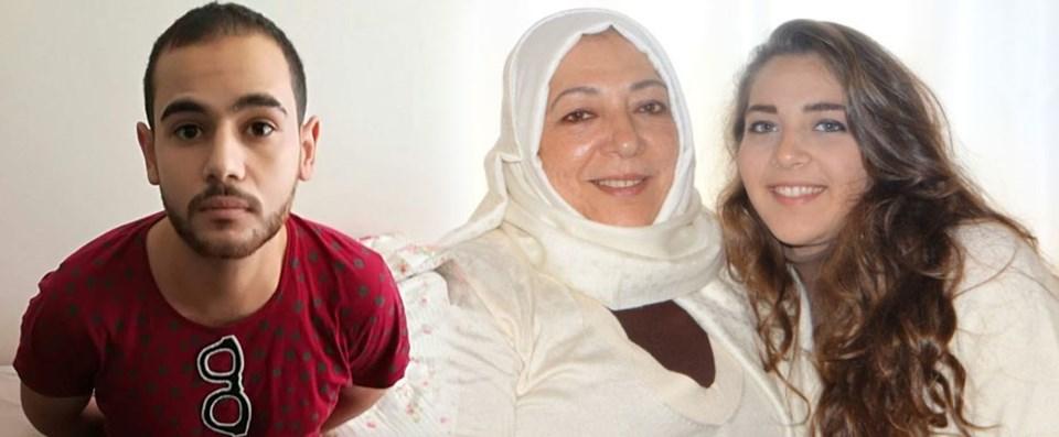 Suriyeli aktivist Orouba Barakat ve 22 yaşındaki gazeteci kızı Halla Barakat'ın katil zanlısı Ahmet Barakat Bursa'da yakalandı.