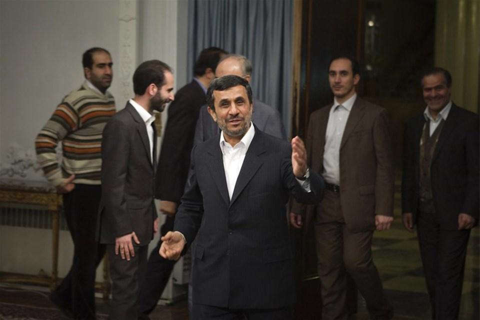 Tahran'da buluşma
