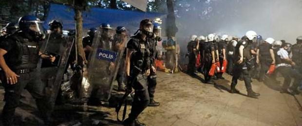 Taksim Dayanışması'ndan suç duyurusu