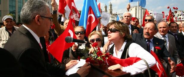 Taksim'de 19 Mayıs gerilimi